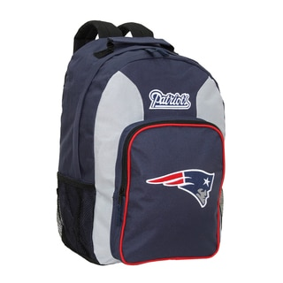 NFL New England Patriots Team Logo Backpack