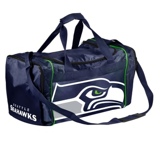 Forever Collectibles NFL Seattle Seahawks 21-inch Core Duffle Bag