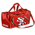 NFL San Francisco 49ers 21-inch Core Duffle Bag