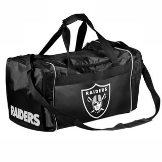 NFL Oakland Raiders 21-inch Core Duffle Bag