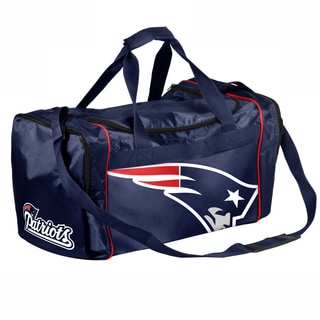 NFL New England Patriots 21-inch Core Duffle Bag