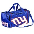 Forever Collectibles NFL New York Giants 21-inch Core Duffle Bag
