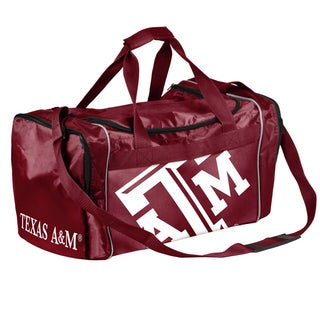 Forever Collectibles NCAA Texas AM Aggies 21-inch Core Duffle Bag