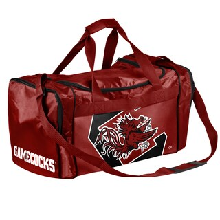 Forever Collectibles NCAA South Carolina Gamecocks 21-inch Core Duffle Bag