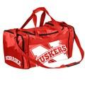 NCAA Nebraska Cornhuskers 21-inch Core Duffle Bag