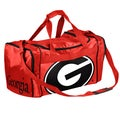 Forever Collectibles NCAA Georgia Bulldogs 21-inch Core Duffle Bag