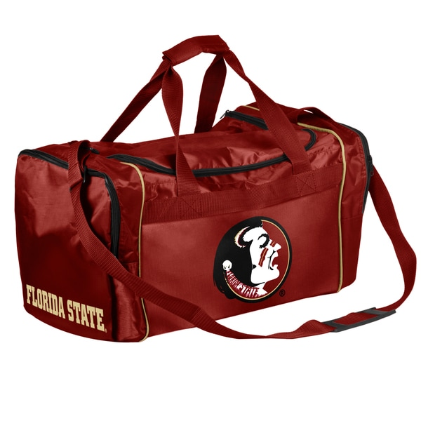 Forever Collectibles NCAA Florida State Seminoles 21-inch Core Duffle Bag