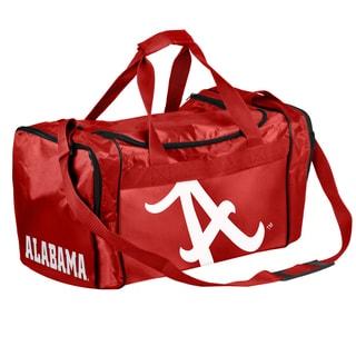 Forever Collectibles NCAA Alabama Crimson Tide 21-inch Core Duffle Bag