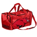 Forever Collectibles NCAA Arkansas Razorbacks 21-inch Core Duffle Bag