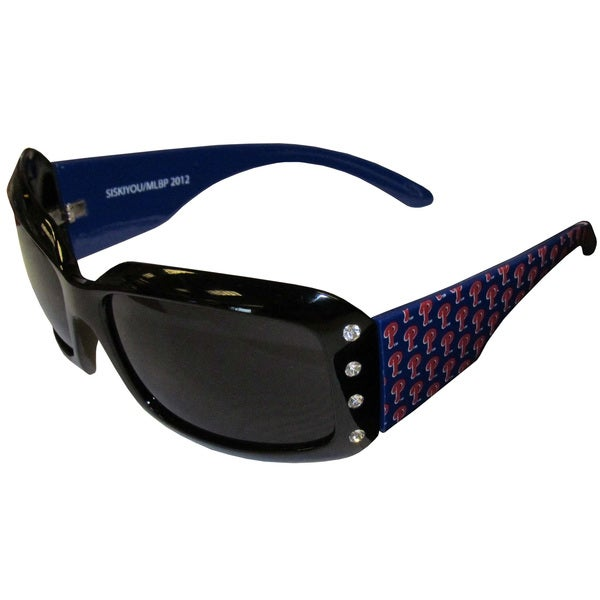 MLB Philadelphia Phillies Women's Sunglasses