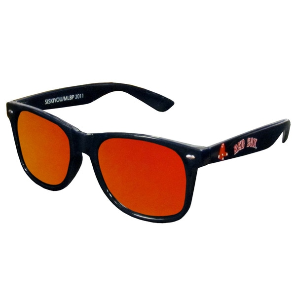 MLB Boston Red Sox Retro Sunglasses 12058728