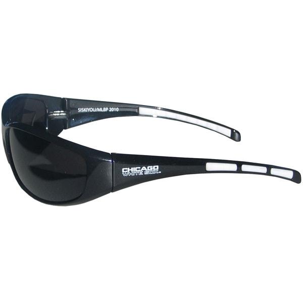 MLB Chicago White Sox Wrap Sunglasses
