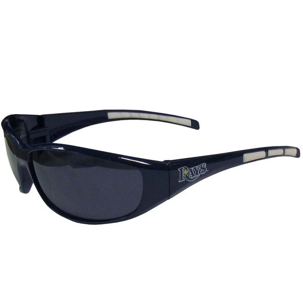 MLB Tampa Bay Rays Wrap Sunglasses