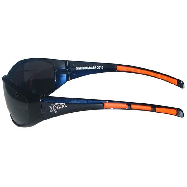 MLB Detroit Tigers Wrap Sunglasses