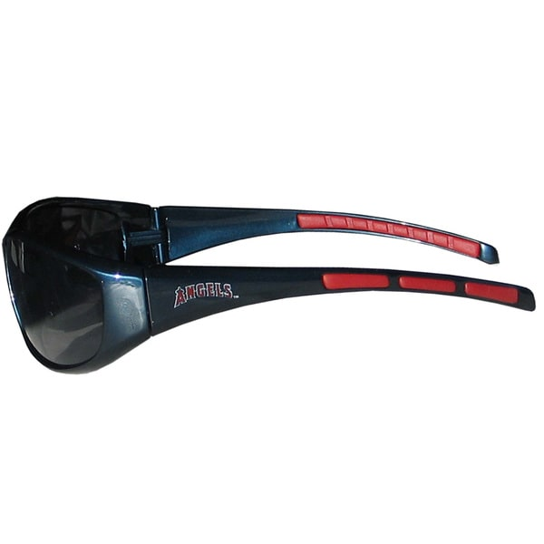 MLB Anaheim Angels Wrap Sunglasses