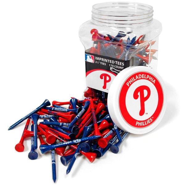 MLB Philadelphia Phillies 175 Golf Tee Jar