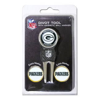 NFL Green Bay Packers Golf Divot Tool Pack