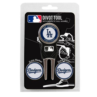 MLB Los Angeles Dodgers Golf Divot Tool Pack