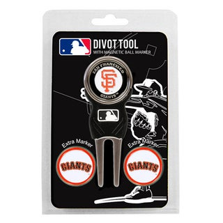 MLB San Francisco Giants Golf Divot Tool Pack