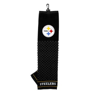 NFL Pittsburgh Steelers Embroidered Golf Towel