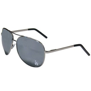 MLB Los Angeles Dodgers Aviator Sunglasses