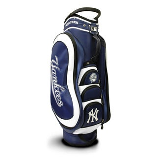 MLB New York Yankees Medalist Cart Golf Bag