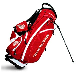 NHL Detroit Red Wings Fairway Stand Golf Bag