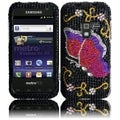 BasAcc Butterfly Diamond Case for the Samsung Galaxy Attain 4G R920