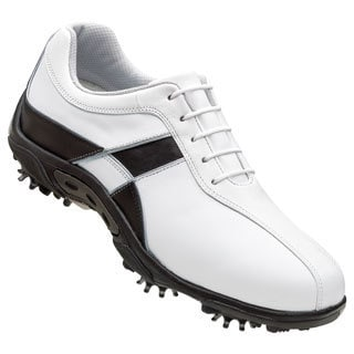 Footjoy Summer Series Ladies White and Black Golf Shoes