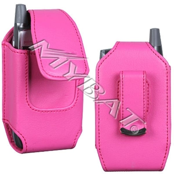 INSTEN Universal Hot Pink Vertical Pouch