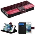 BasAcc MyJacket Wallet Case for Apple iPhone 5s/ iPhone 5