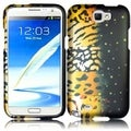 BasAcc Wild Leopard Case for Samsung Galaxy S Note 2 N7100