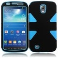 BasAcc Black/ Cool Blue Case for Samsung Galaxy S4 Active i537