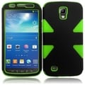 BasAcc Black/ Neon Green Case for Samsung Galaxy S4 Active i537