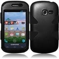 BasAcc Black/ Black Case for Samsung Galaxy Centura S738C/ S730G
