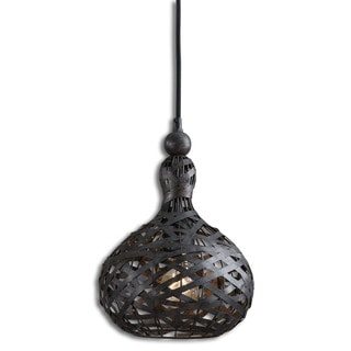 Alita 1-light Industrial Mini Pendant