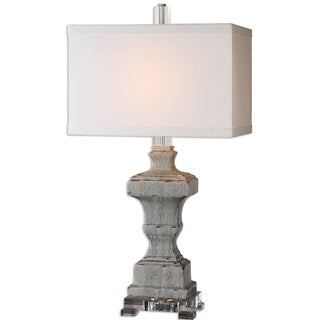 San Marcello 1-light Blue Table Lamp