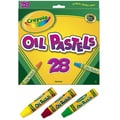 Crayola Colored Oil Pastel Sticks