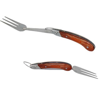 Man Law BBQ Folding Fork