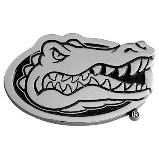 Fanmats Florida Gators Chromed Metal Emblem