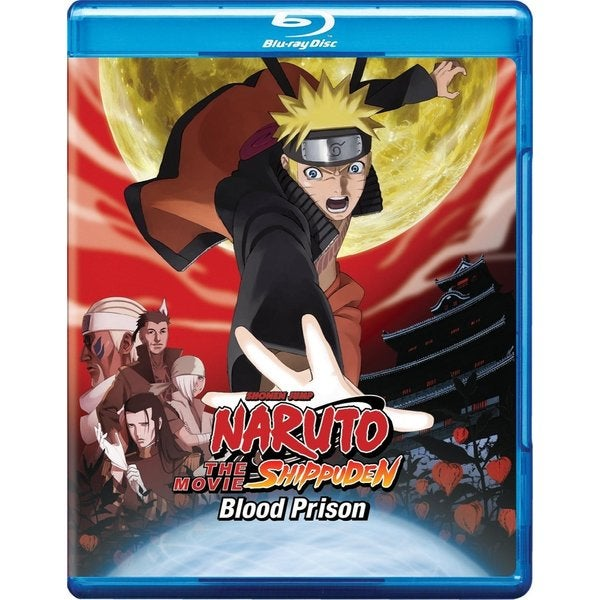 Naruto Shippuden The Movie: Blood Prison (Blu-ray Disc) 12061116