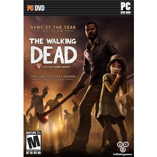 PC - The Walking Dead: Game of the Year Edition