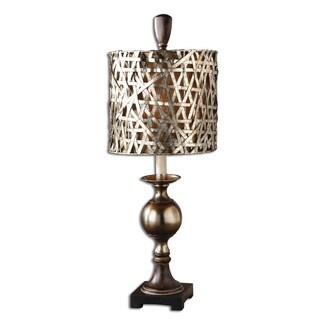 Alita 1-light Champagne Buffet Lamp