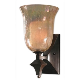 Elba 1-light Spice Wall Sconce