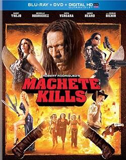 Machete Kills (Blu-ray Disc)