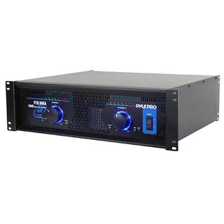 Pyle PZR50XA 5500 Watts Professional DJ Power Amplifier (Refurbished)