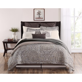 Palazzo 9-piece Brown Comforter Set