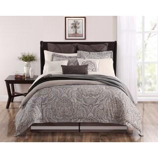 Palazzo 9-piece Brown Comforter Set