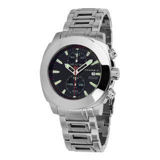 Android Men's 'Parma Chrono' Black Dial Watch