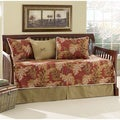 Tommy Bahama Orange Cay Quilted 5-Piece Daybed Set